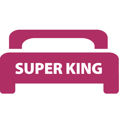 super king bed
