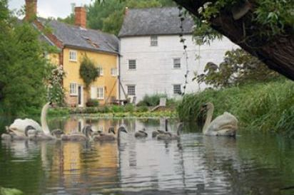 The Watermill- Luxurious 5 star rated Holiday Home in East Anglia