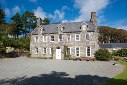 Llanfendigaid 4 Star Rated Country House