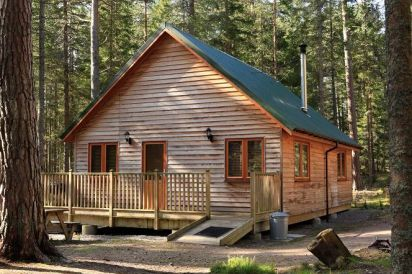 Collection of Stylish Log Cabins