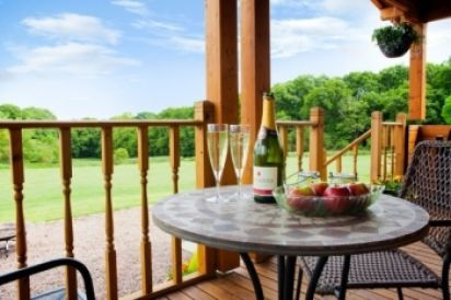 Luxury Heart of England Lodges with Private Hot Tubs