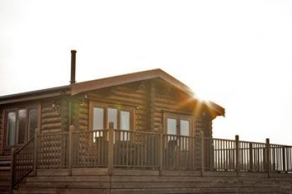Luxurious Leicestershire Log Cabins