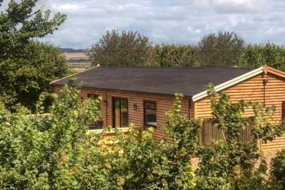 Two High Quality Log Cabins in Devon