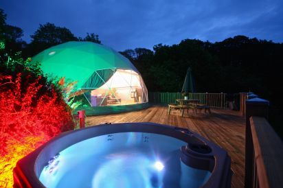 Sunridge Geodome - Glamping in style