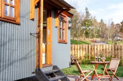 Little Silver Fox Shepherds Hut