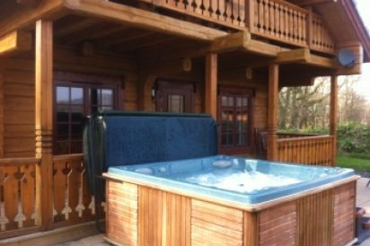 Luxurious Powys Lodges