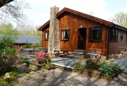 Milk Wood Luxury Lodges: Wnion Wood