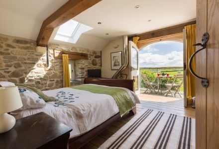 The Cow Shed Luxury Eco-Barn