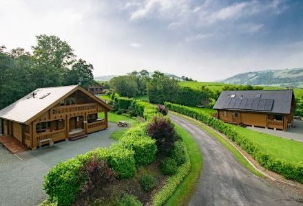 5 Star Luxury Lodges in Wales