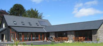 High Quality Barns in Mid Wales