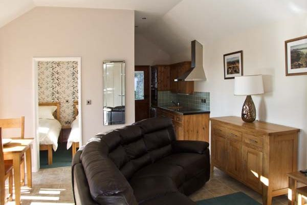 Luxury Self Catering Barn Conversion 3