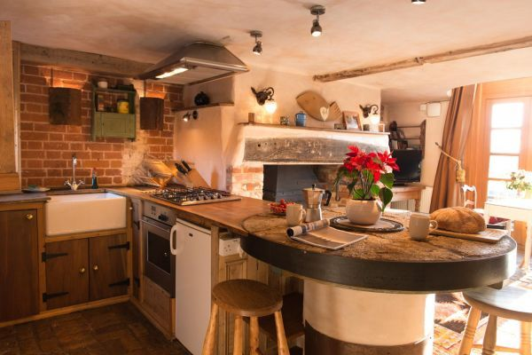 Self-catering barn conversion in Suffolk