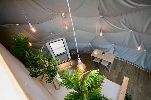 Sunridge Geodome - Glamping in style 12