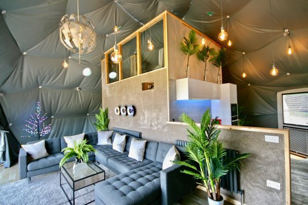 Sunridge Geodome - Glamping in style 5