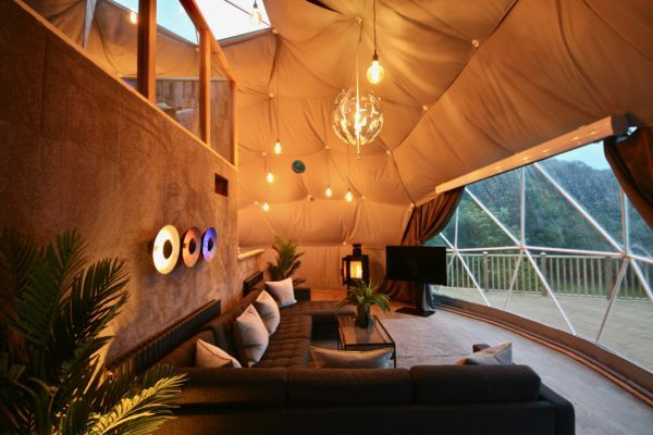 Sunridge Geodome - Glamping in style 1
