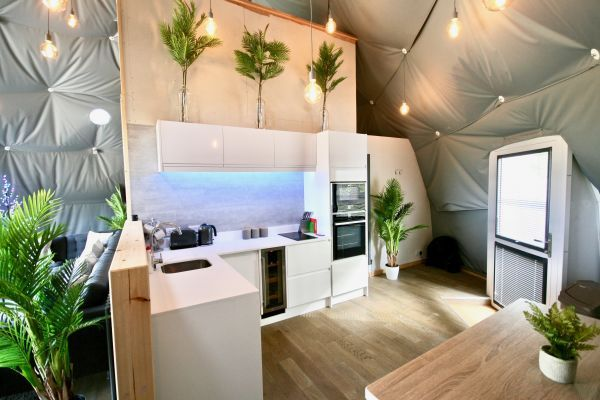 Sunridge Geodome - Glamping in style 3