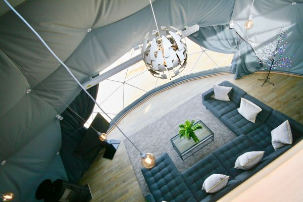 Sunridge Geodome - Glamping in style 2