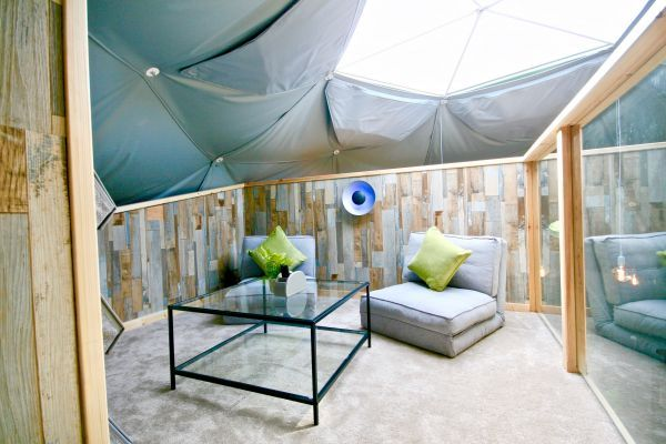 Sunridge Geodome - Glamping in style 13