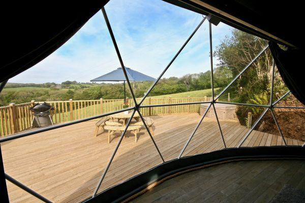 Sunridge Geodome - Glamping in style 6