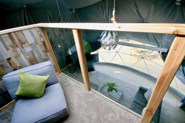Sunridge Geodome - Glamping in style 14