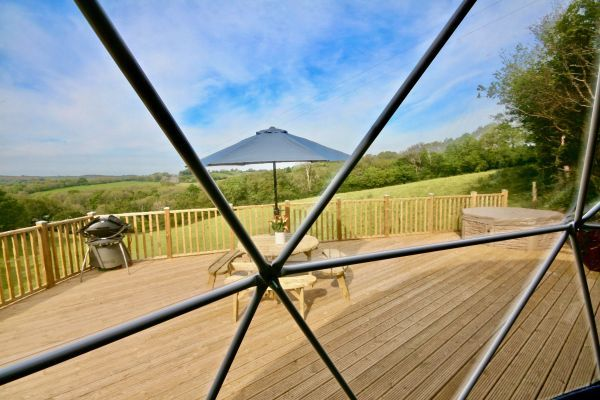 Sunridge Geodome - Glamping in style 21