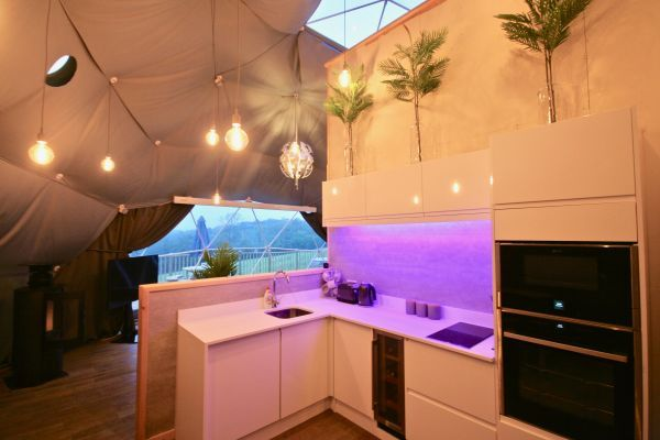 Sunridge Geodome - Glamping in style 19