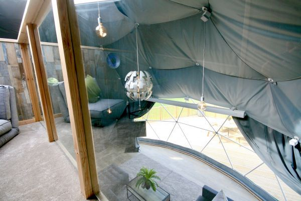 Sunridge Geodome - Glamping in style 25
