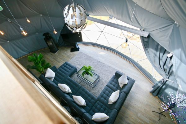 Sunridge Geodome - Glamping in style 27