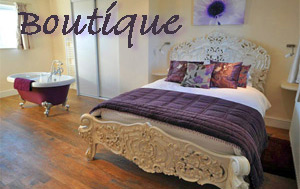 Boutique luxury self-catering accommodation