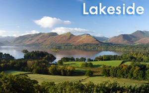 Lakeside luxury self-catering accommodation