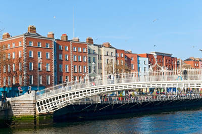 Dublin, a fantastic Irish city