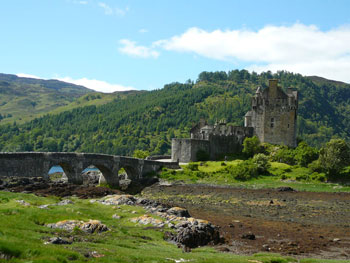 Glens, lochs and castles await you in the Scottish Highlands