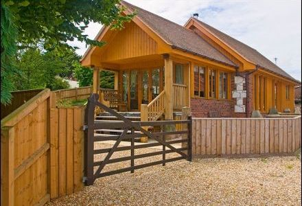 farm self catering property