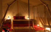 luxury camping and glamping holidays in the UK