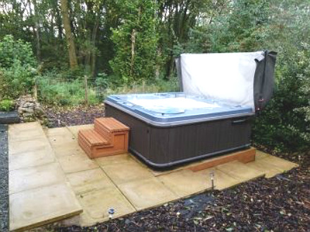 Cottages with Hot Tubs Wales