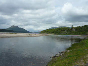 Stunning soulful Scottish scenery to enjoy on a luxury self-catering holiday