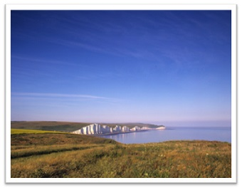 White Cliffs of Dover - luxury holiday on the South coast