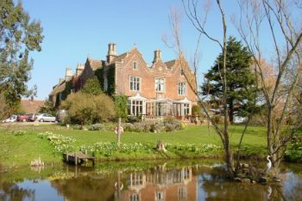 Cannington Grange Luxury self-catered Mansion England