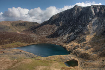 Snowdonia's mountains