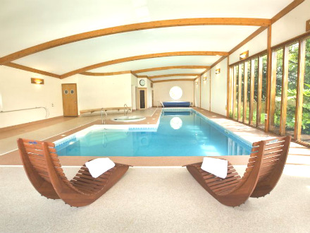 Luxury Cottages with Swimming Pool 1