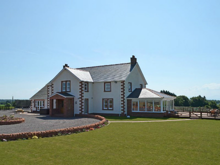 Greenswangs Country House- Self-catered accommodation in Scotland