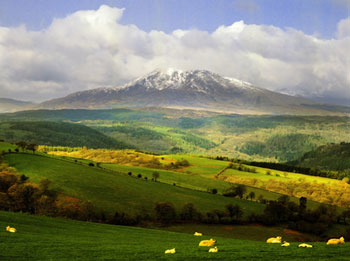 Snowdonia, a beautiful place for a luxury cottage break